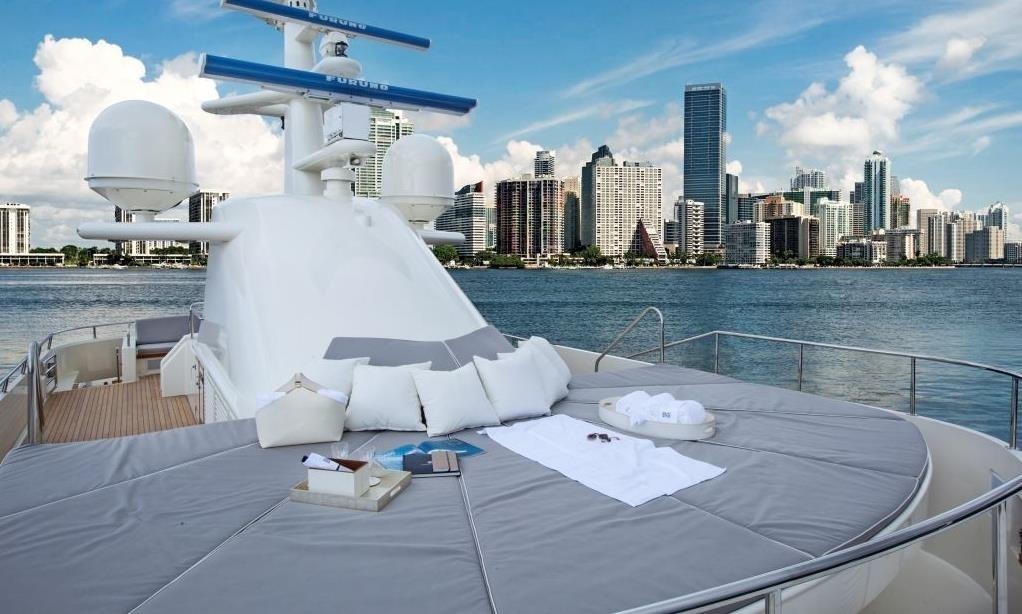 Life Aboard Yacht BG