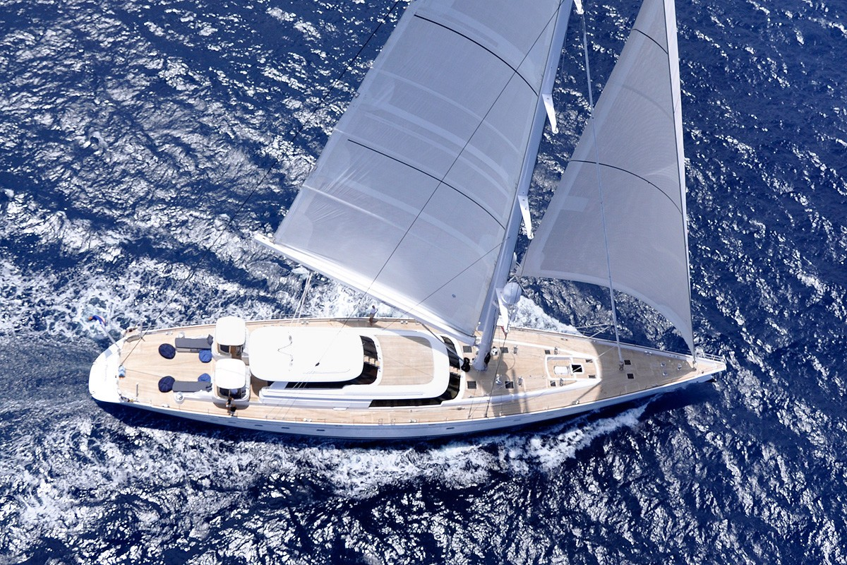The 47m Yacht HYPERION