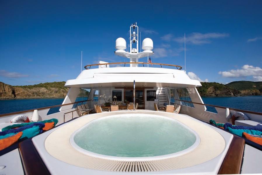 The 48m Yacht AUDACIA