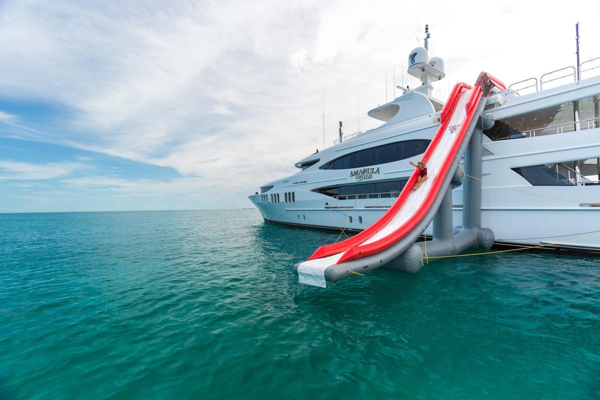 The 49m Yacht AMARULA SUN