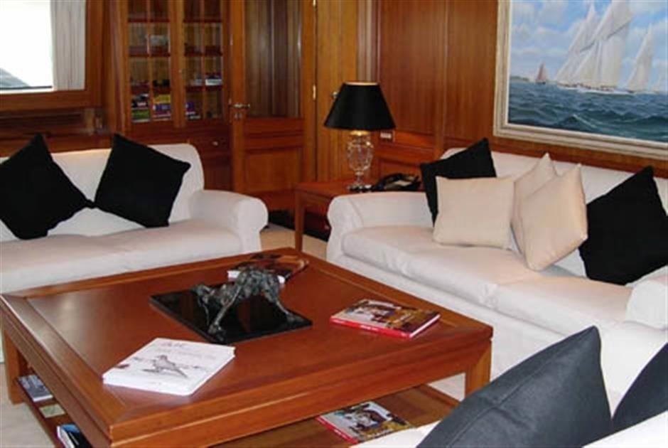 The 49m Yacht ARIANE