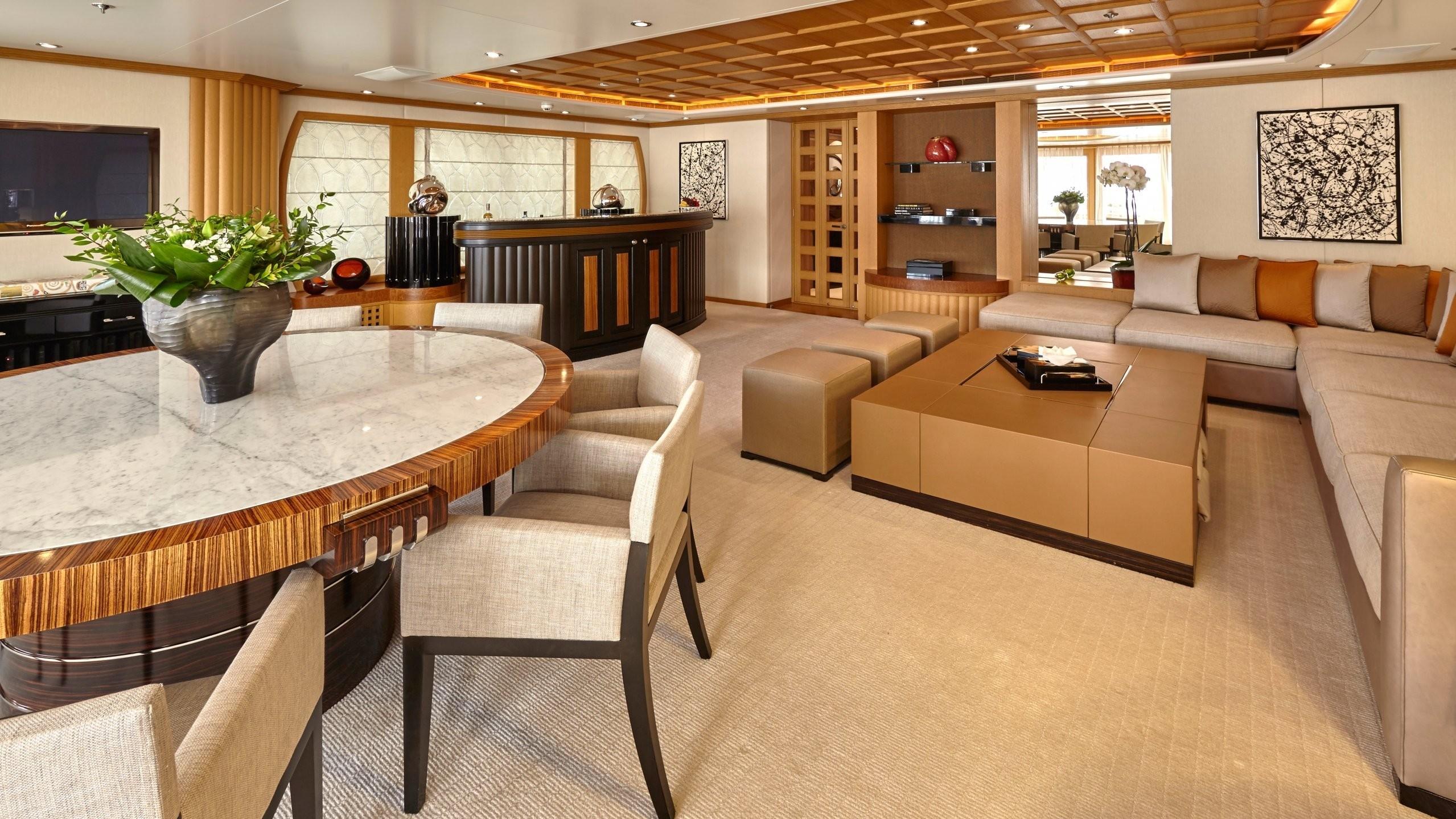 The 49m Yacht HANIKON