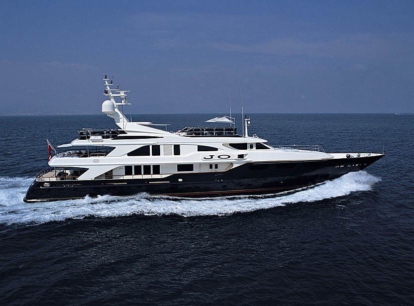 Overview: Yacht JO's Cruising Image