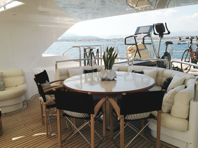 The 49m Yacht QM OF LONDON