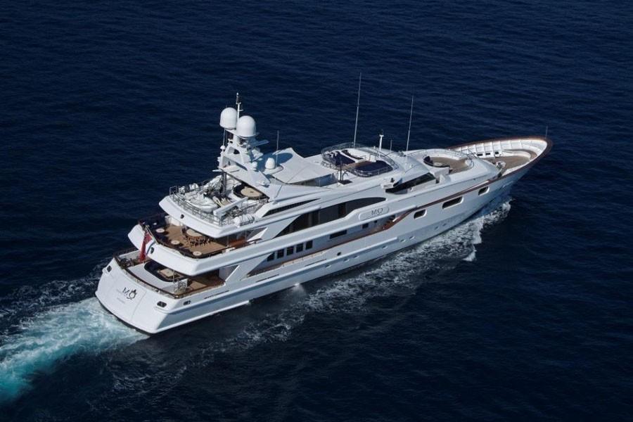 Cruising On Board Yacht QM OF LONDON