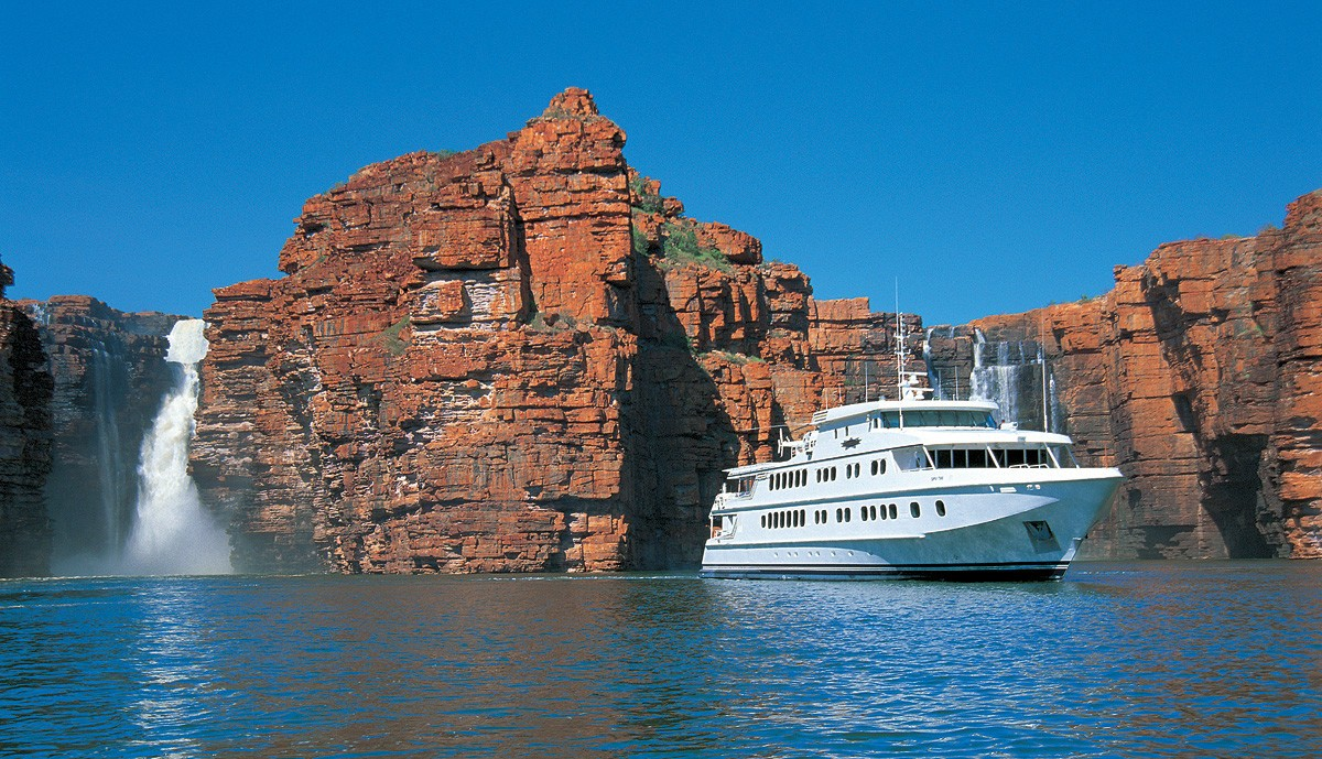 true north 13 day kimberley ultimate cruise - 700×468