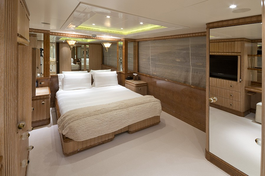 The 50m Yacht LUMIERE