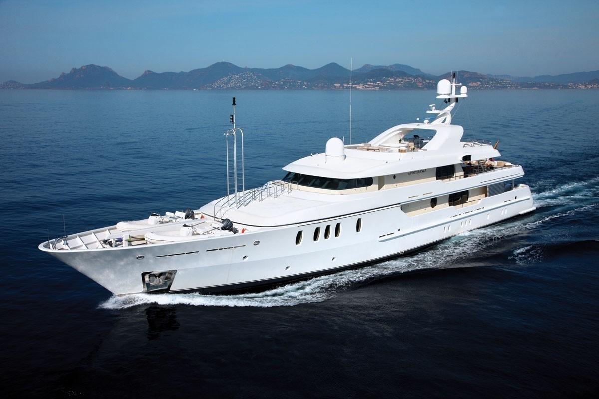 The 50m Yacht MARLA
