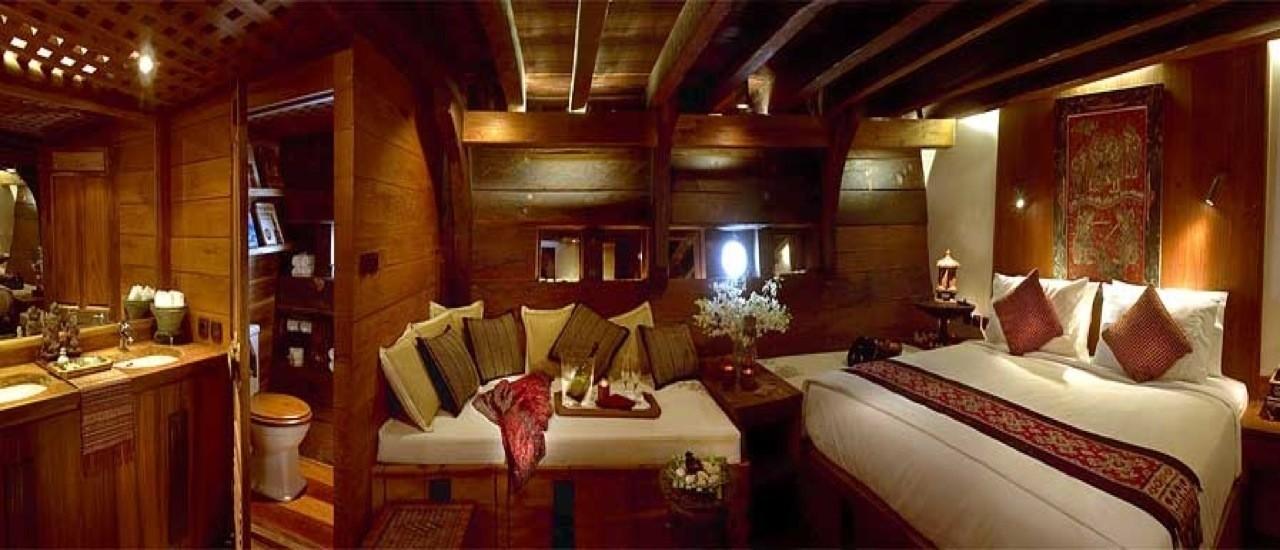 Cabin On Yacht SILOLONA