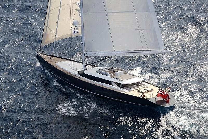 Cruising Aboard Yacht RED DRAGON