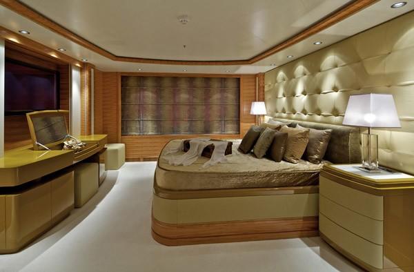Profile: Yacht MIA RAMA's Main Master Cabin Image