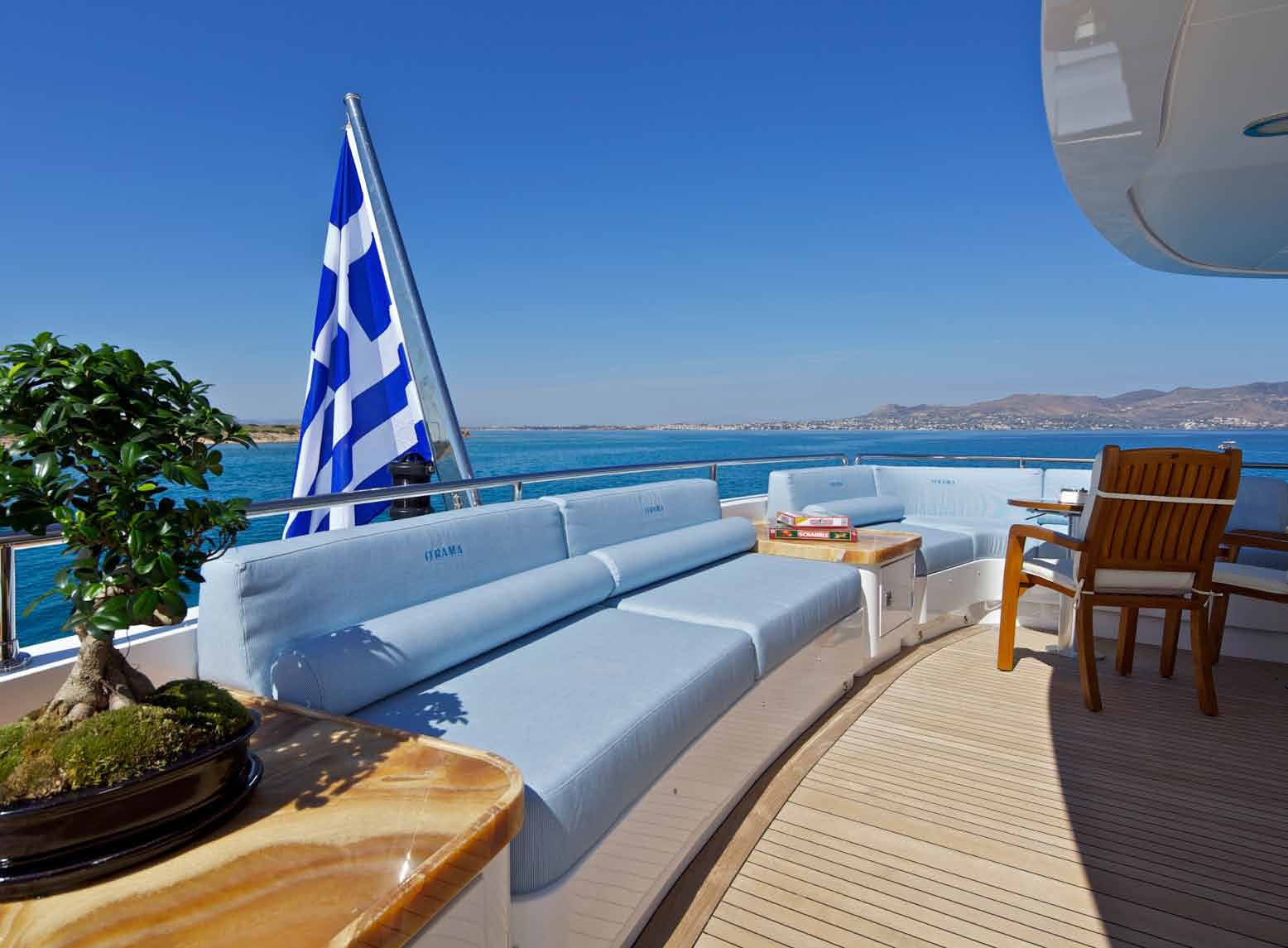 The 53m Yacht MIA RAMA