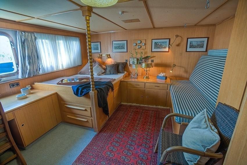 Cabin On Board Yacht SANSSOUCI STAR