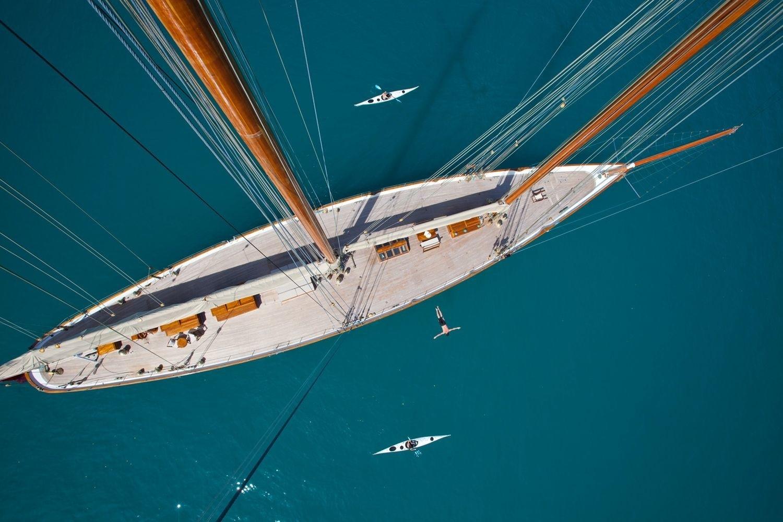 Above On Yacht ELENA