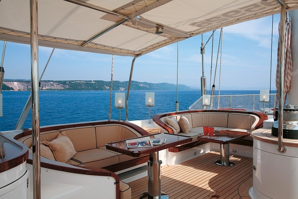 The 56m Yacht ROSEHEARTY