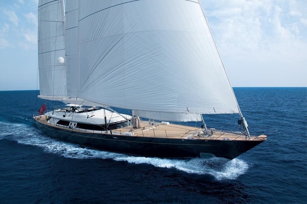 Cruising On Yacht ZENJI