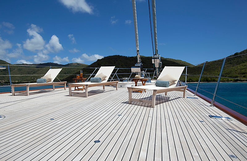 The 56m Yacht ZENJI