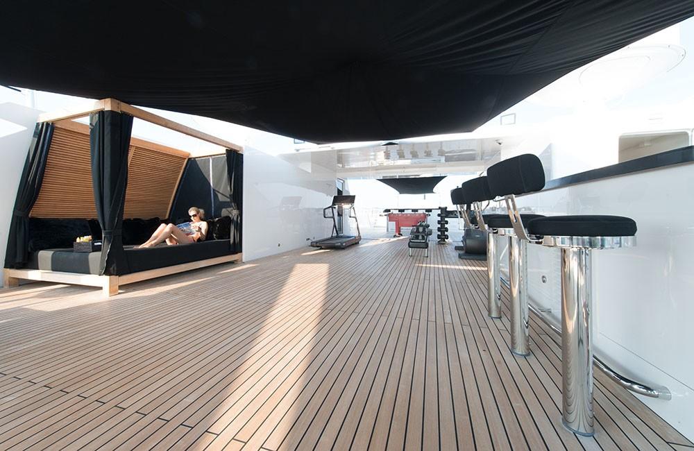 The 58m Yacht IDOL