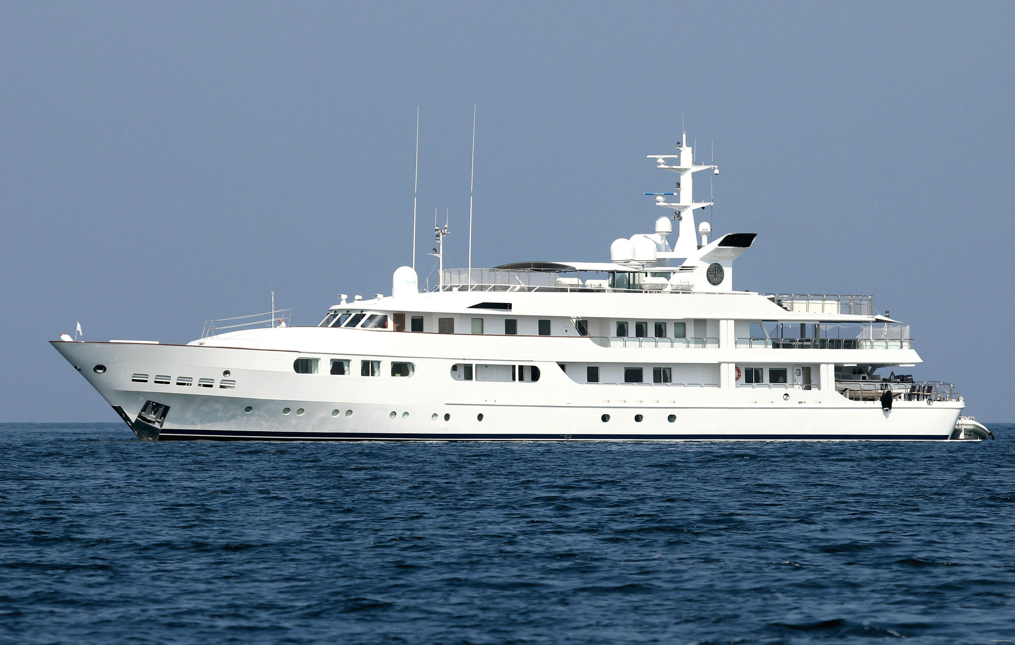 Premier Overview On Yacht MAGNA GRECIA