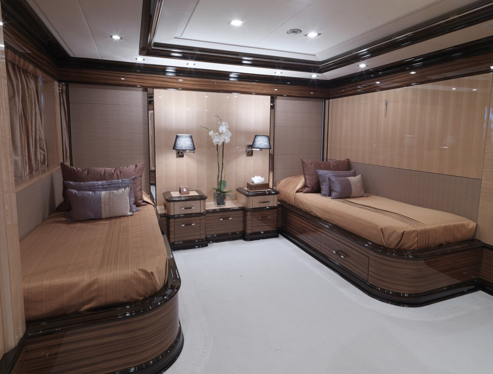 twin guest suite