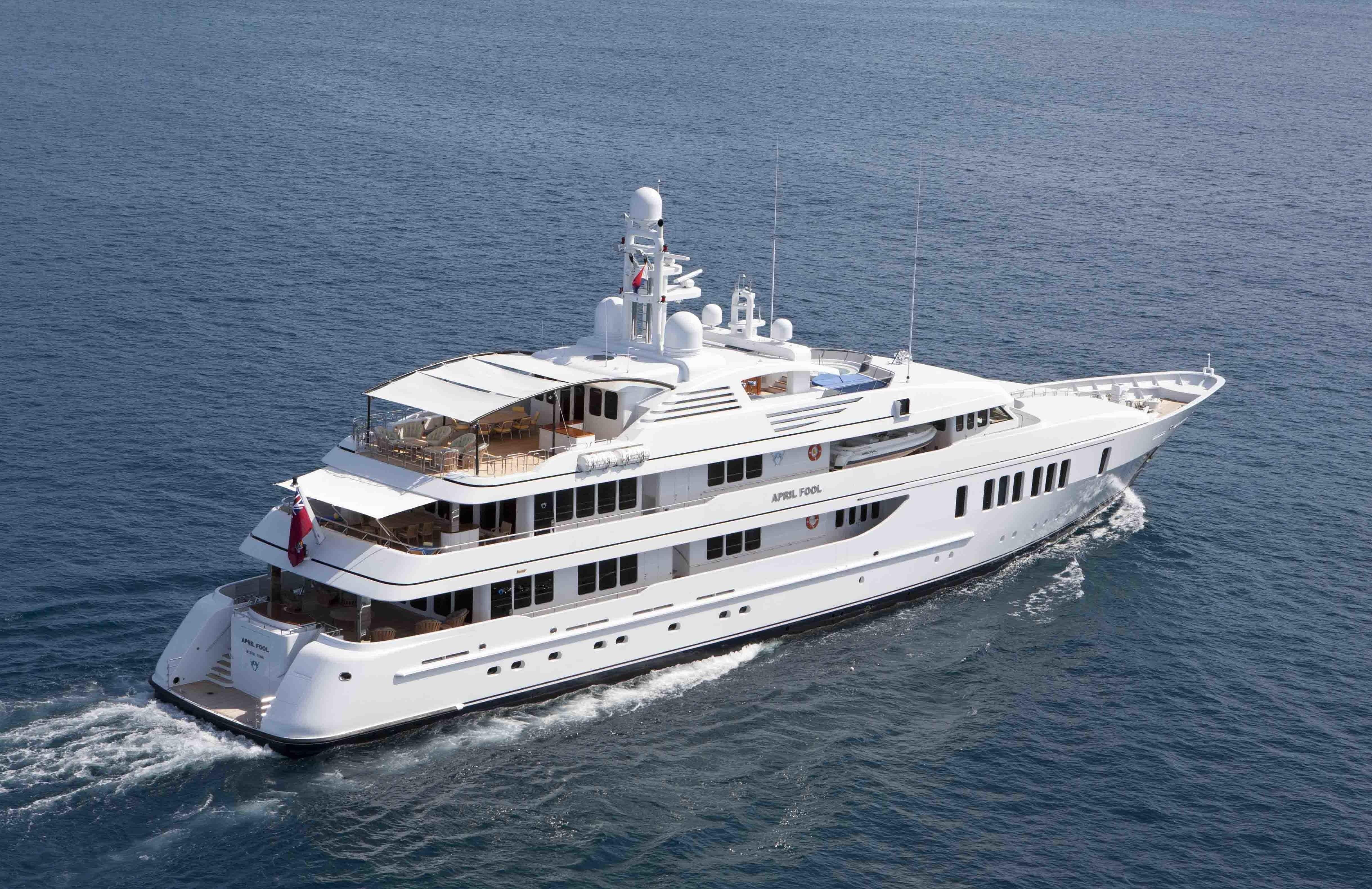 The 60m Yacht SAMADHI