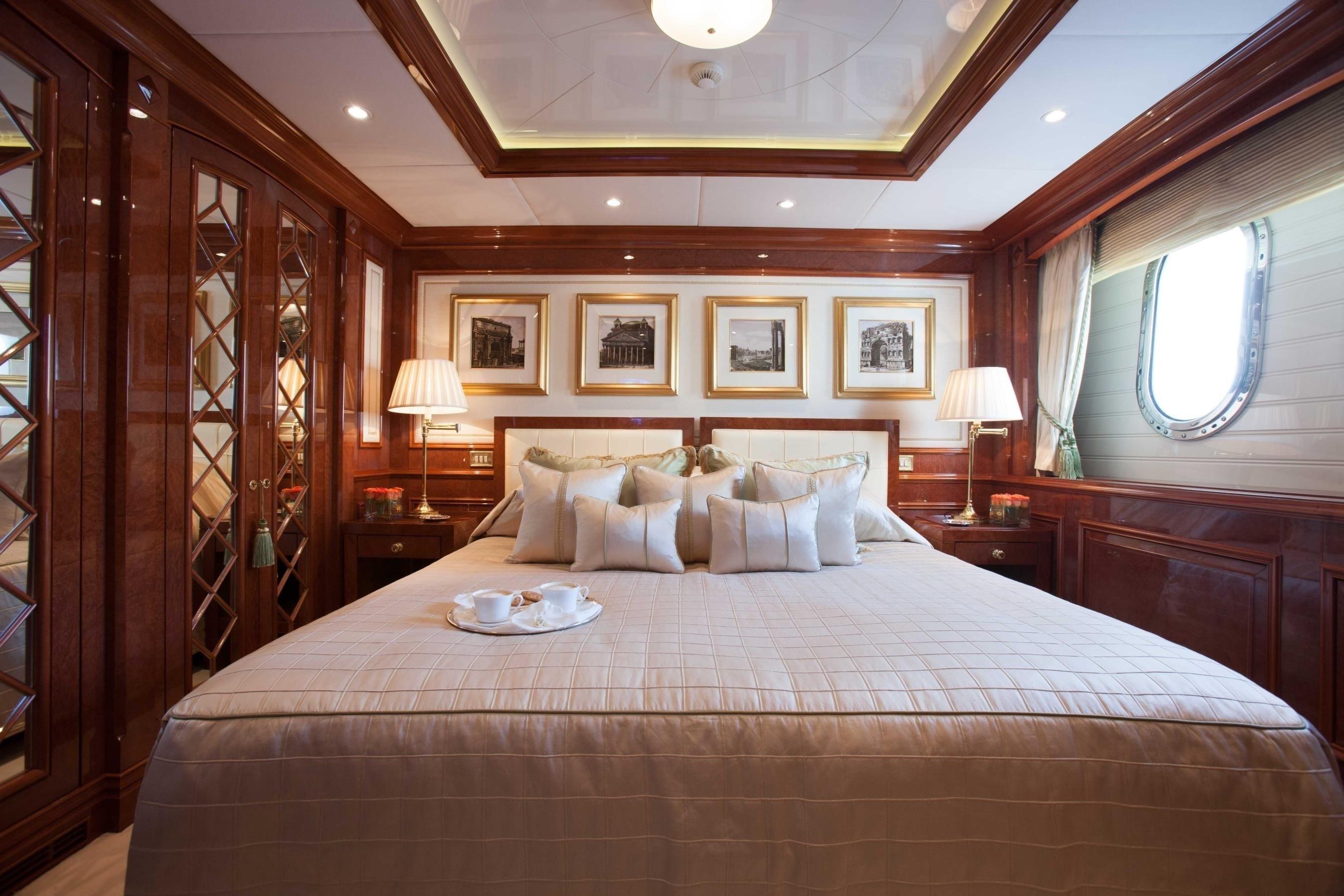 The 60m Yacht ST DAVID