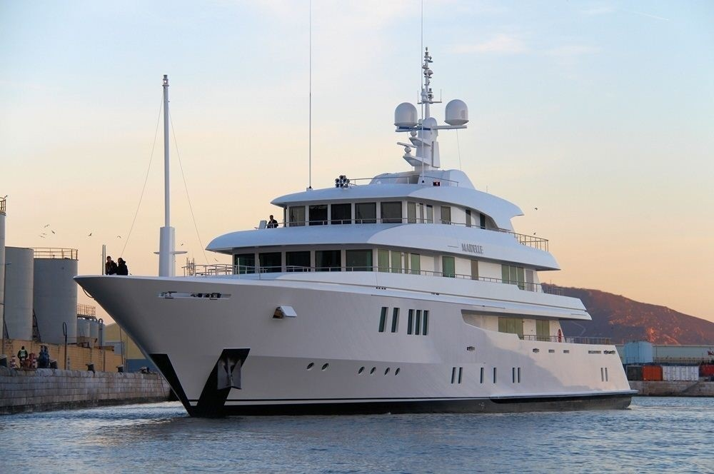 62m Yacht by Icon Yachts