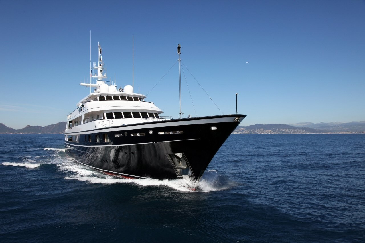 Feadship superyacht 62m