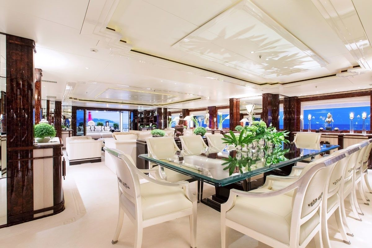 The 63m Yacht LIONESS V