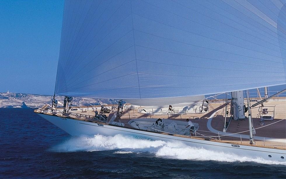 Detail: Yacht SPIRIT OF THE C'S's Cruising Photograph