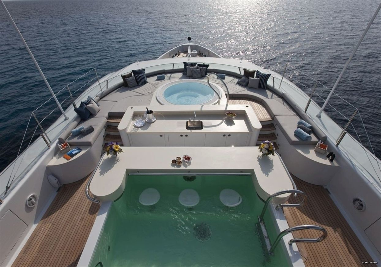 Sun Deck Image Gallery – Luxury Yacht Browser | by