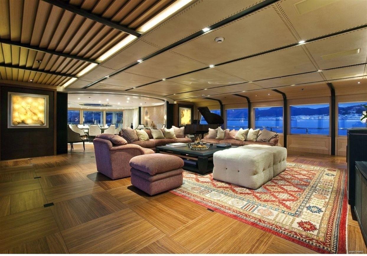 Premier Saloon Aboard Yacht INFINITE SHADES