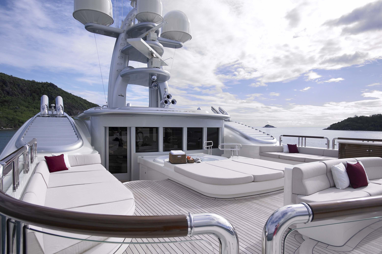 The 67m Yacht ANNA
