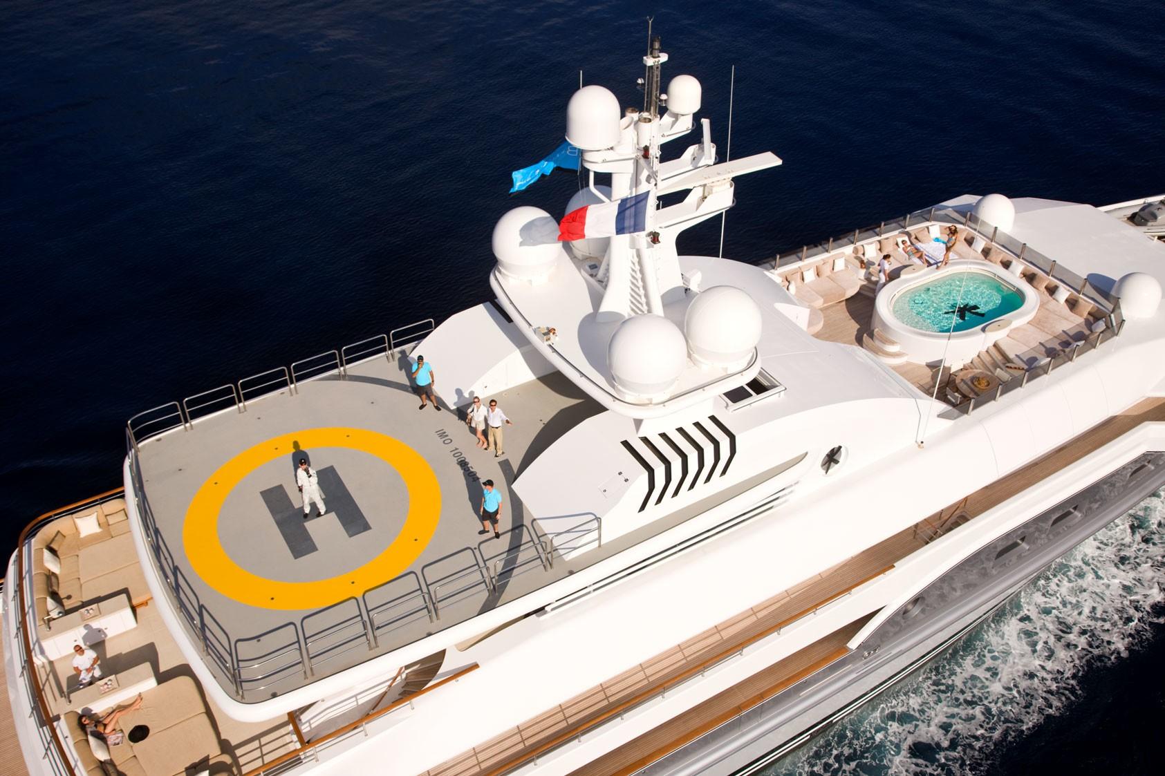 The 71m Yacht KOGO