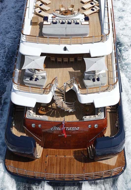 The 75m Yacht ANASTASIA