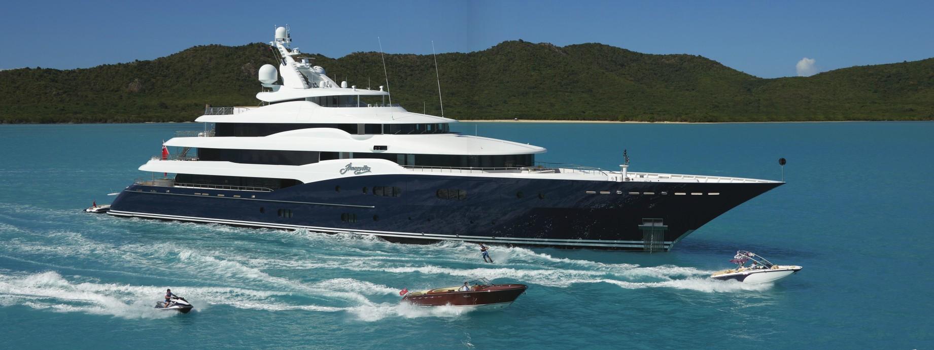 The 78m Yacht AMARYLLIS
