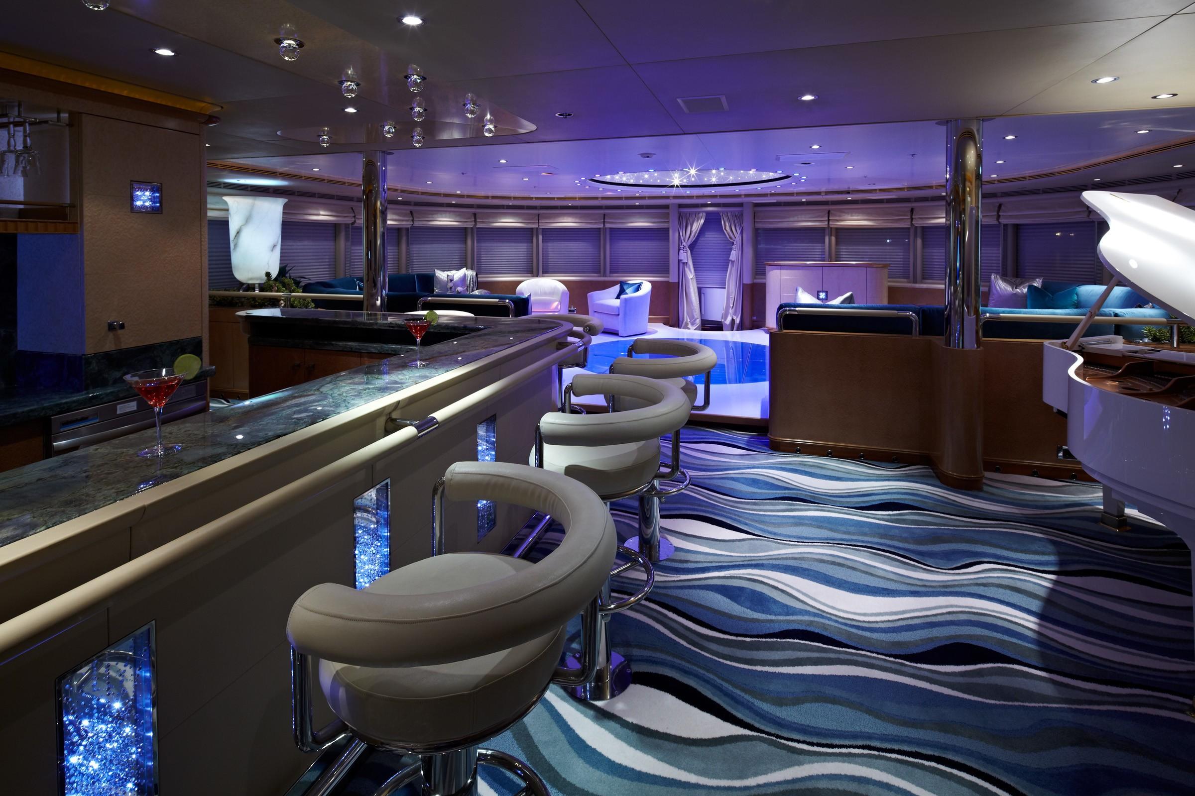 Discotec Aboard Yacht PEGASUS VIII