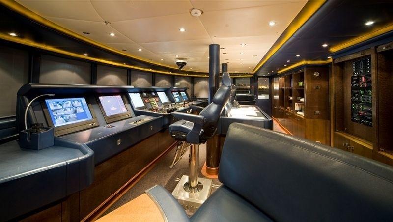 The 78m Yacht PEGASUS VIII