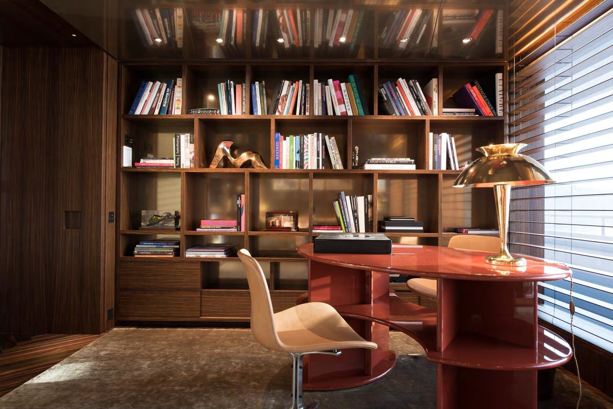 owner office/study/library