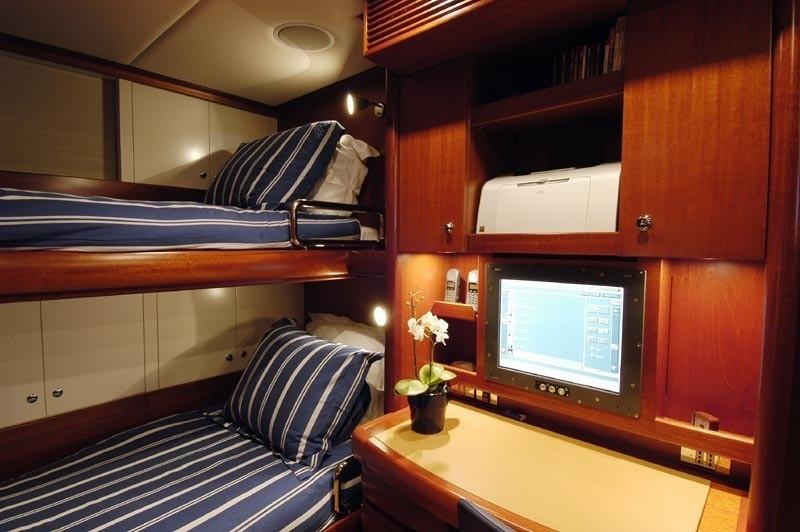 crew accommodation