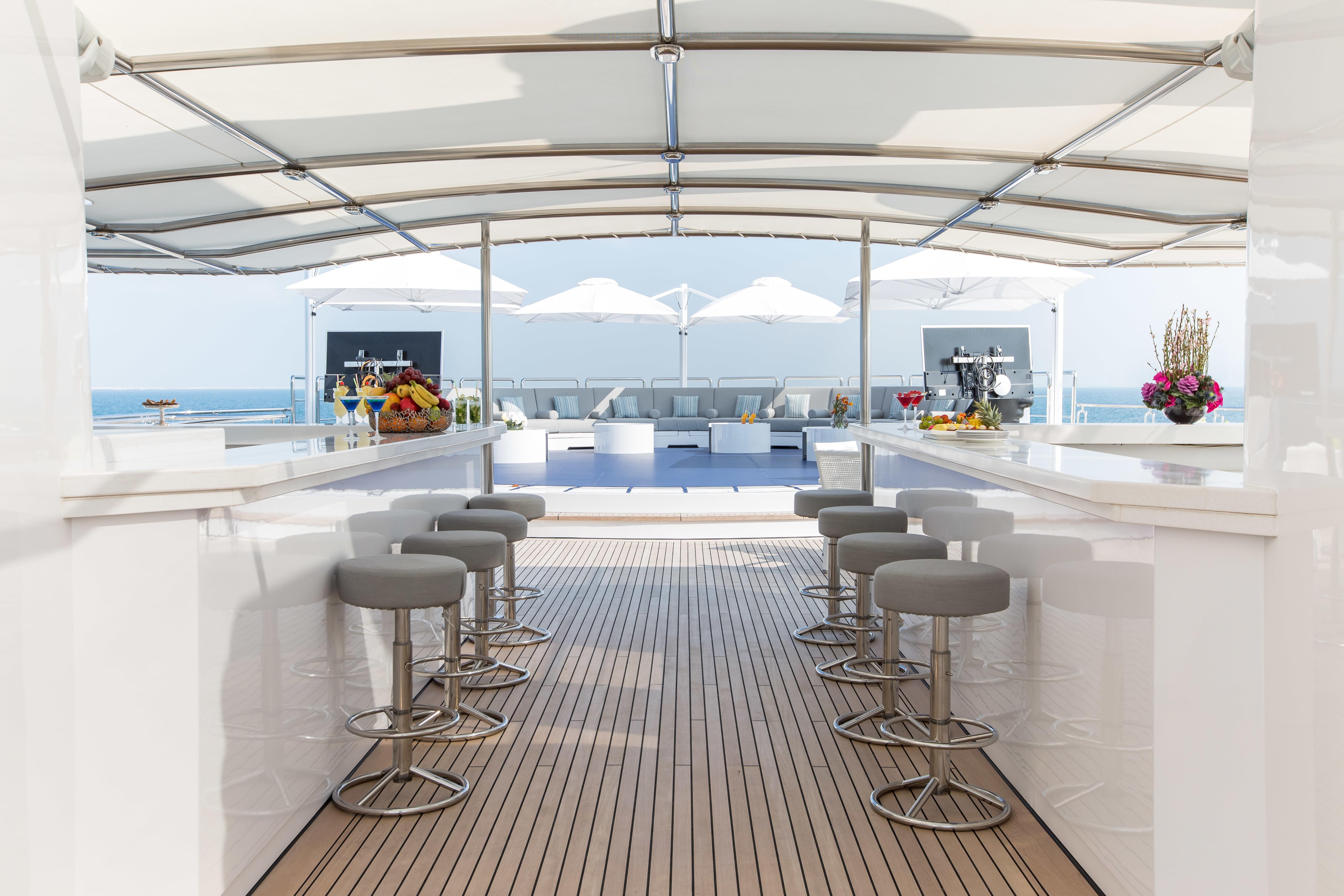 Moonlight Ii On Board Yacht MOONLIGHT II