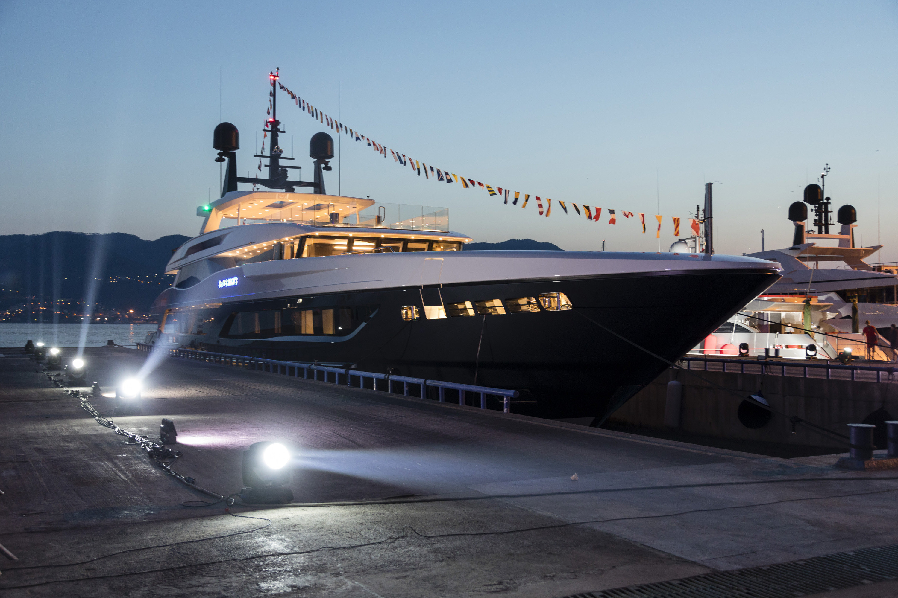 Motor Yacht SEVERIN°S Launched