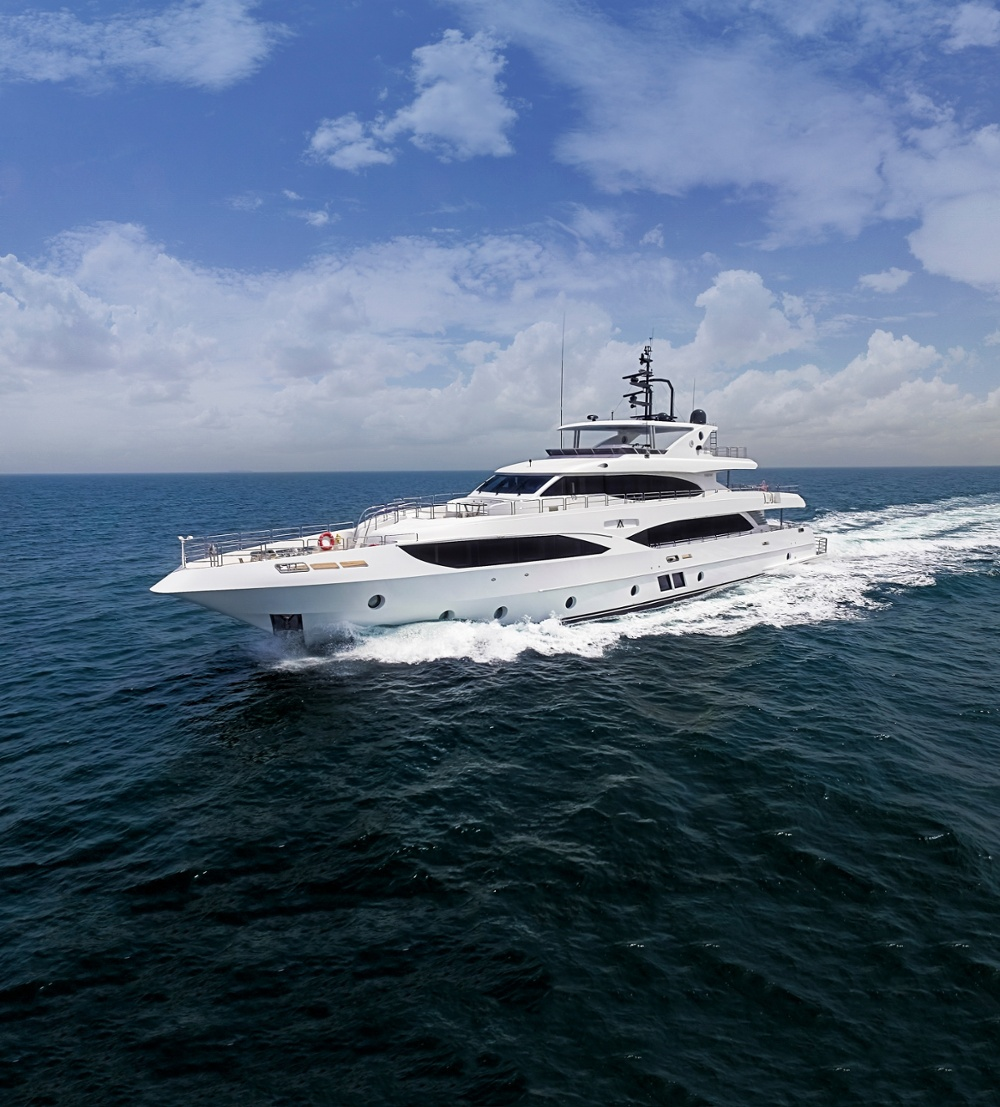 Majesty 125 MY AltaVita  Superyacht