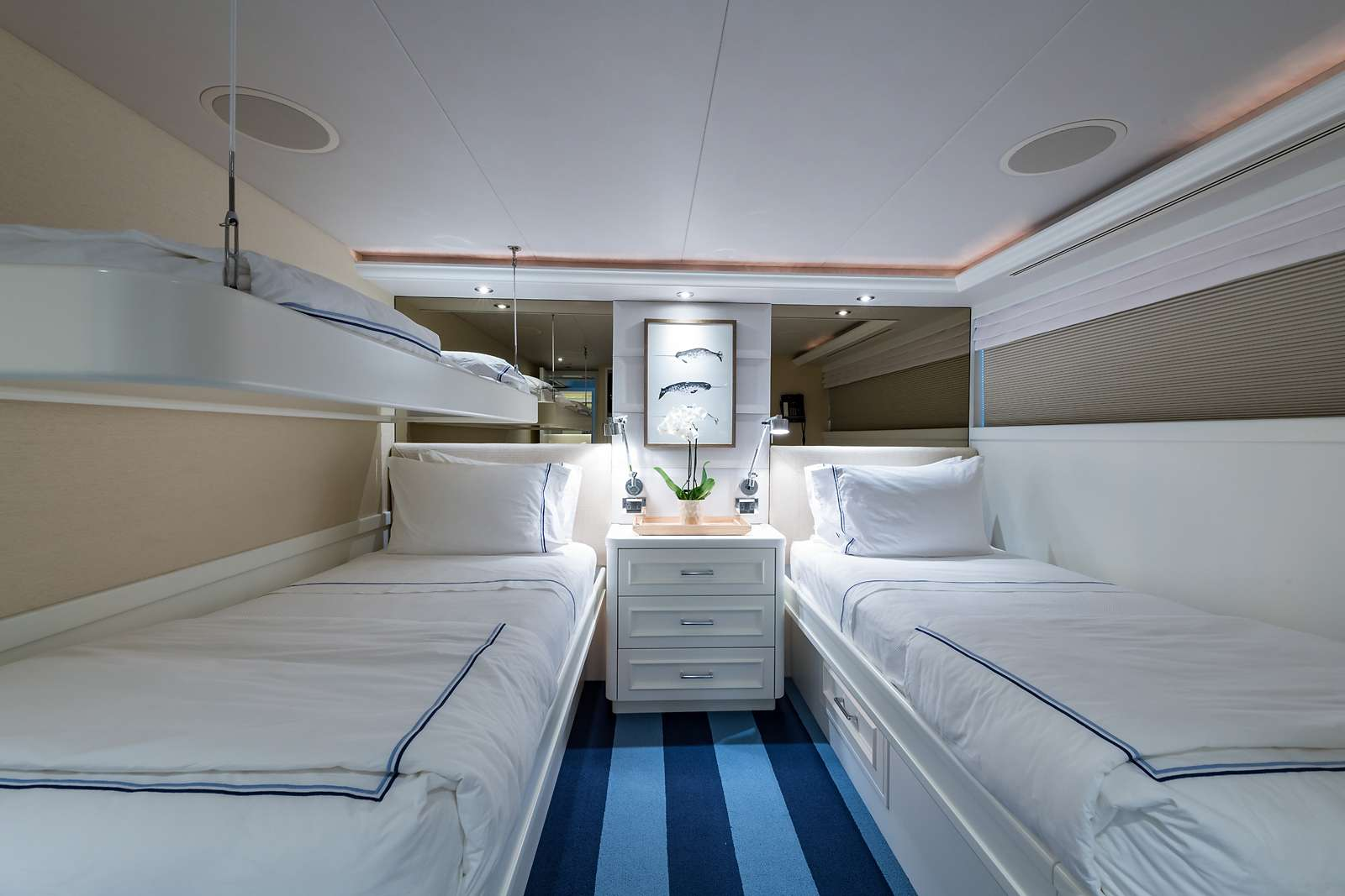 Twin With Bunk Bed