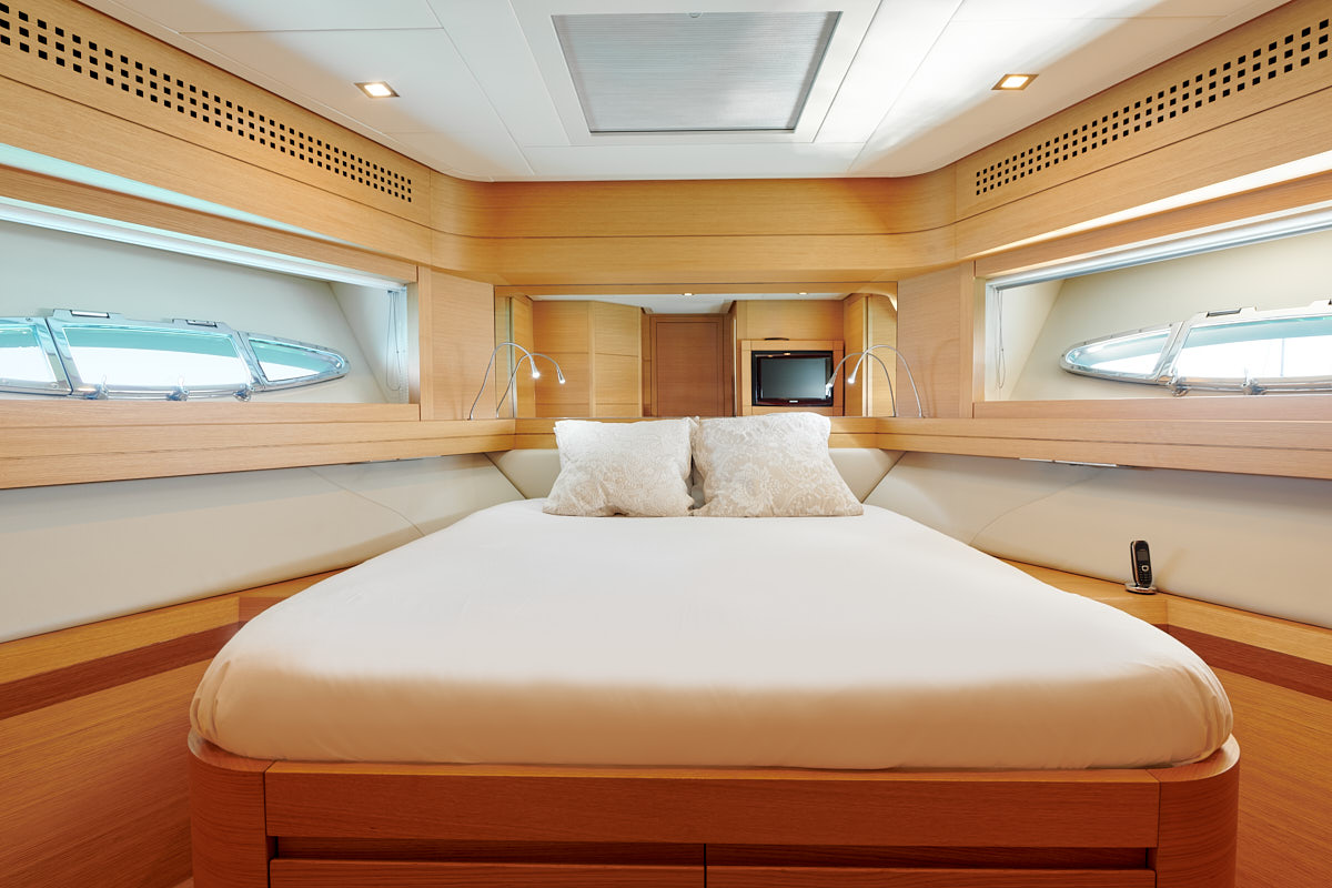 Double Guest Cabin
