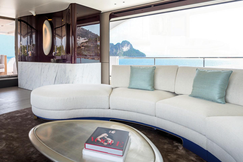 Wondrous New Charter Yachts Image Gallery Sofa Klara In Dubrovnik Creativecarmelina Interior Chair Design Creativecarmelinacom