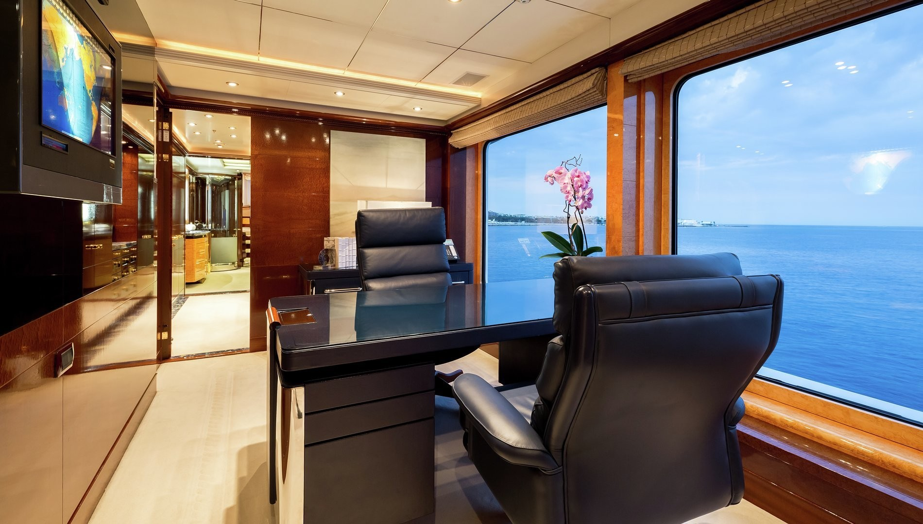 Interior Image Gallery Luxury Yacht Browser By