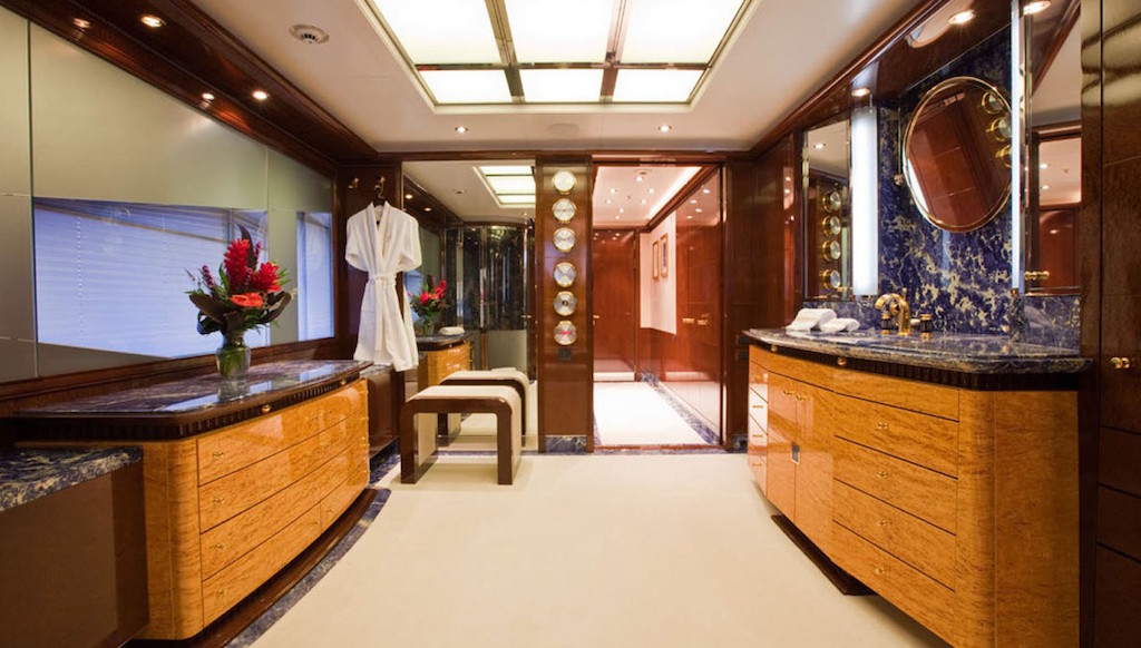 Yacht LUCKY LADY By Oceanco - Interior