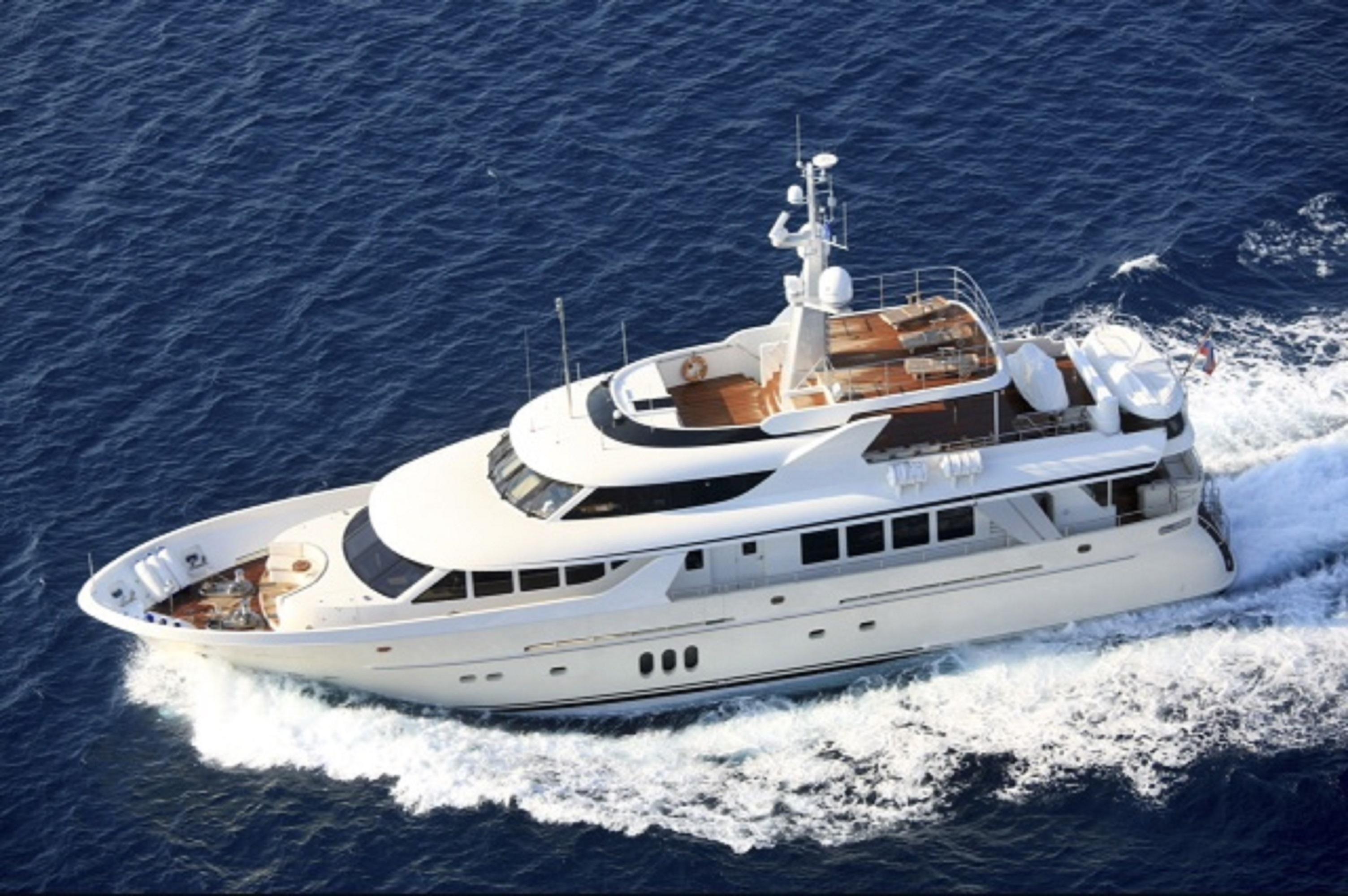 Timmerman Motor Yacht MILAYA - Cruising