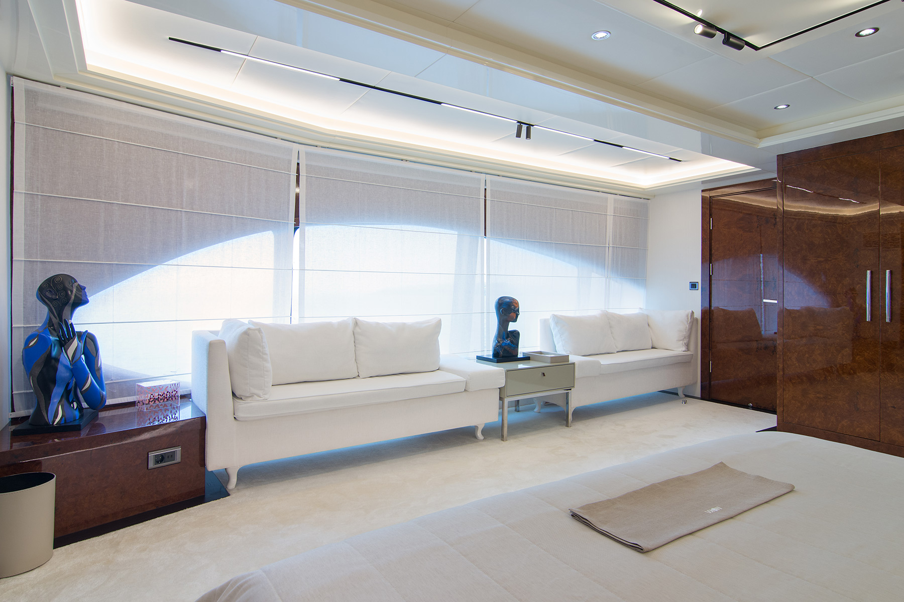 Master Suite Seating Area